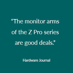 Recommended by Hardware Journal